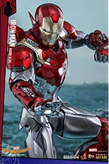 Amazon.com: Hot Toys Marvel Iron Man Iron Man Mark II ...