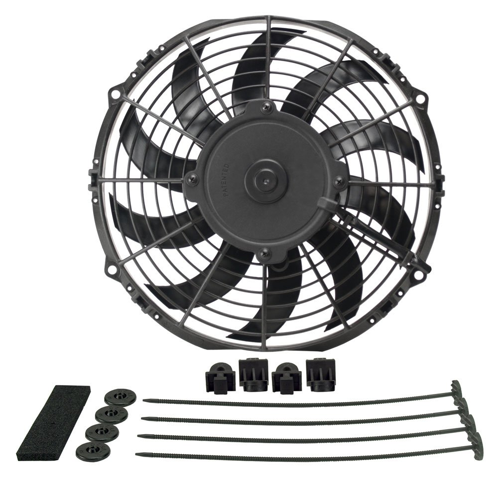Derale 16110 10' Diameter H.O. Extreme Electric Fan