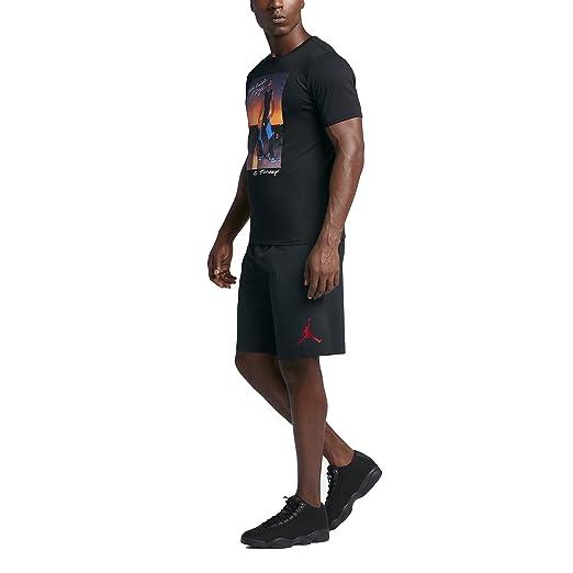 d5fa8a7e0195 Jordan MJ MONDAY S TEE mens workout-and-training-shirts 801603 at Amazon  Men s Clothing store