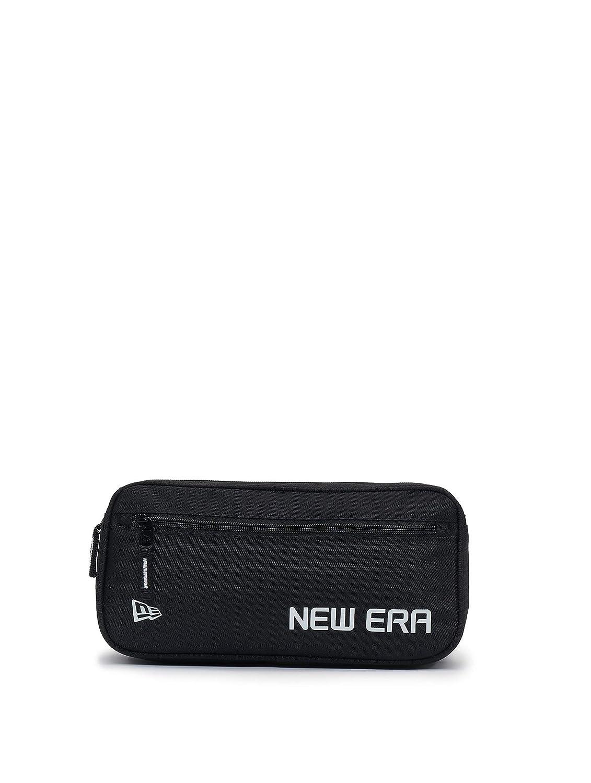 New Era Cross Body Bag Ne Blk Sac Banane Unisexe pour Adulte Noir Taille Unique