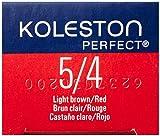 Wella Koleston Perfect Hair Color, 5/4 Light
