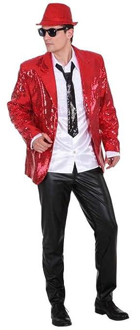 Disfraz de Carnaval para Hombre Chaqueta de Show con ...