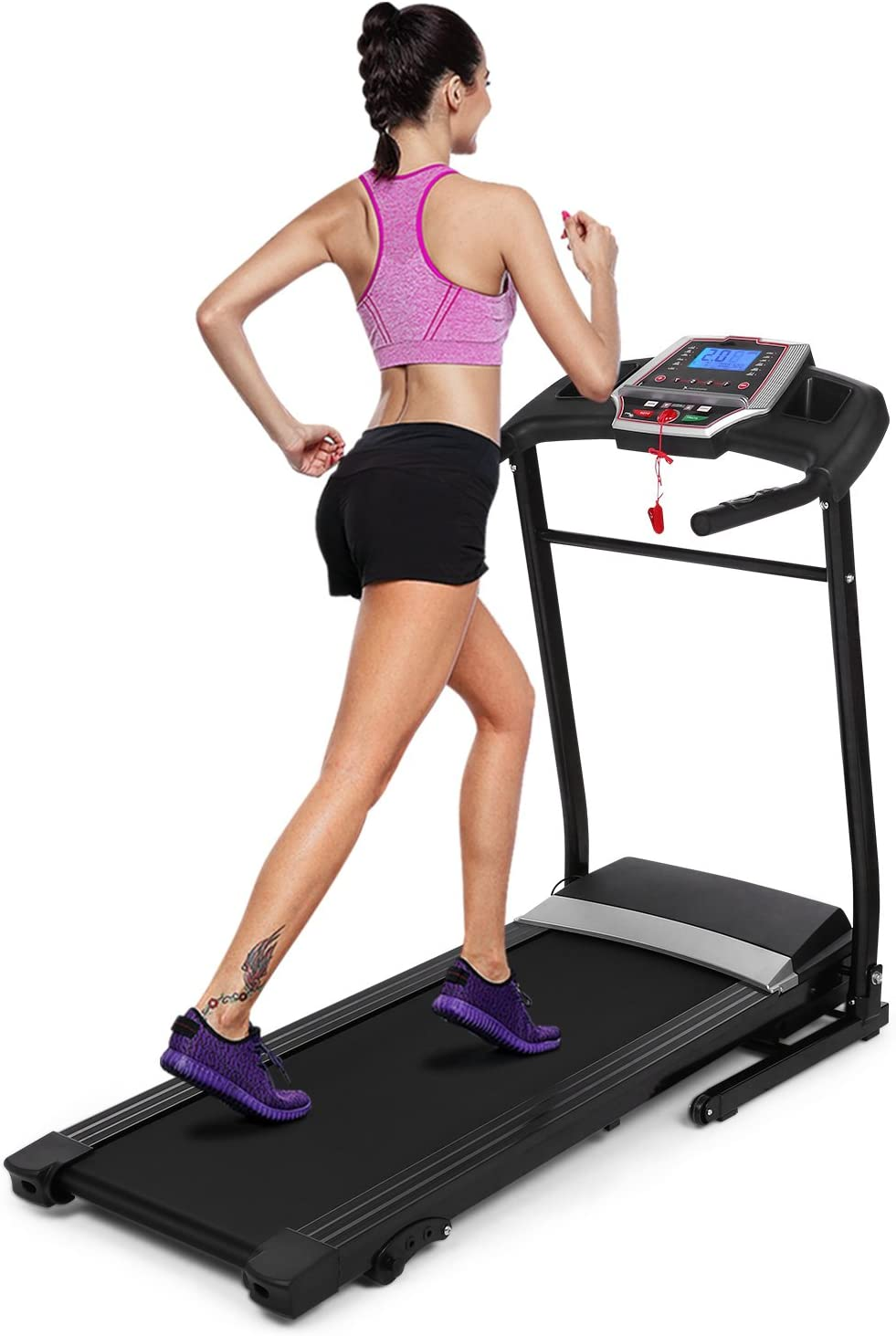 Yiilove Folding Treadmill