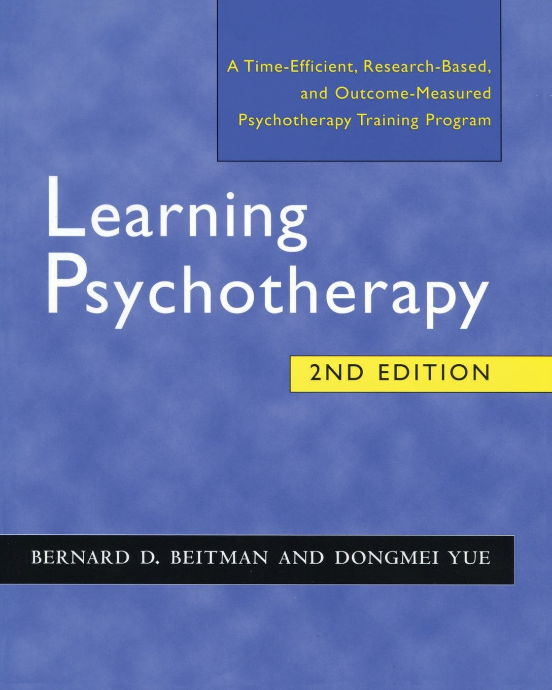 Learning Psychotherapy. Second Edition ebook