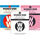 Amazon com: Wordly Wise 3000, Grade 7: Direct Academic Vocabulary