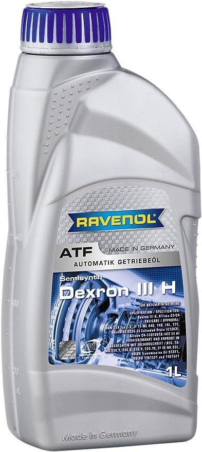 Ravenol Atf Dexron Iii H Auto