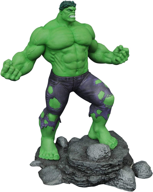 Diamond Estatua PVC Hulk, Multicolor, Estándar (AUG162570)