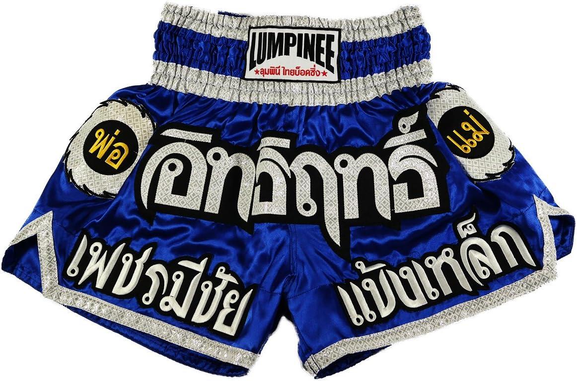 Lumpinee Muay Thai Kick Boxing Shorts LUM-015