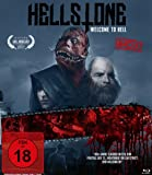 Hellstone - Welcome to Hell (uncut Edition) [Blu-ray]