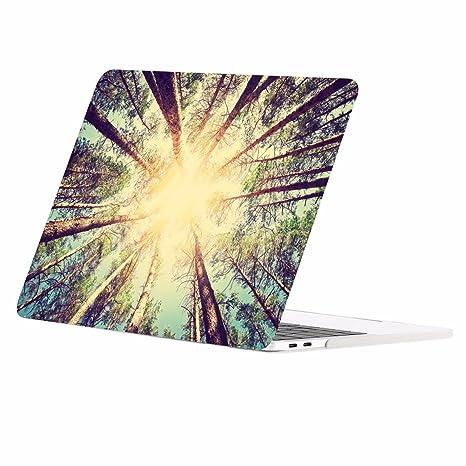 Amazon.com: parte superior Case – Otoño Bosque gráficos ...