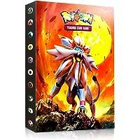 Pokemon Card Album, Pokemon Trading Card Game Collector's Album Folder Book Scrapbook Pokemon Card Collect GX EX Card…