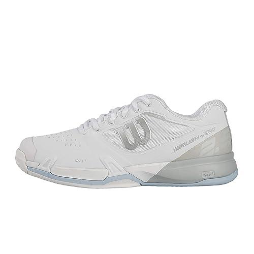 Wilson - Rush Pro 2.5 2019 W, Zapatillas de Tenis Mujer, Blanco (White