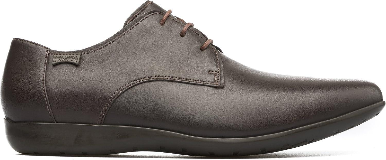 TALLA 46 EU. CAMPER Mauro, Zapatos de Cordones Brogue para Hombre