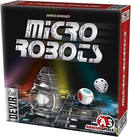 Devir - Micro Robots (BGMICRO): Amazon.es: Juguetes y juegos
