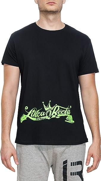 L/ínea Recta Camiseta Manga Corta Alien