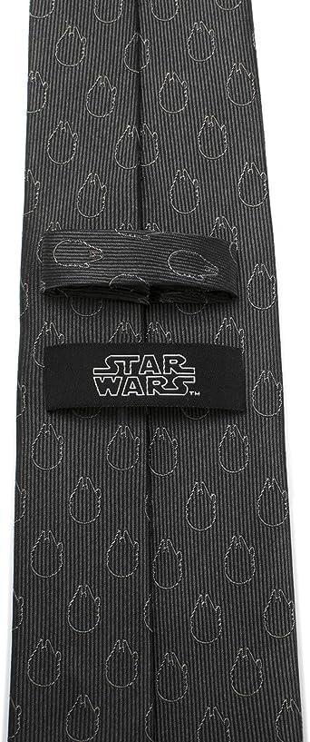 Star Wars Millennium Falcon - Corbata para hombre: Amazon.es: Ropa ...