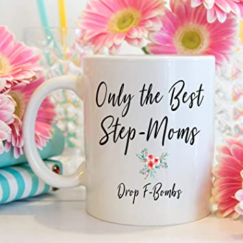 Amazon Funny Step Mom Gift Bonus Ideas Mum