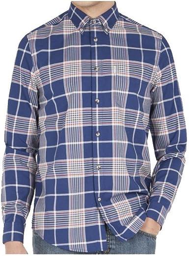 Ben Sherman - Camisa Casual - para Hombre: Amazon.es: Ropa y accesorios