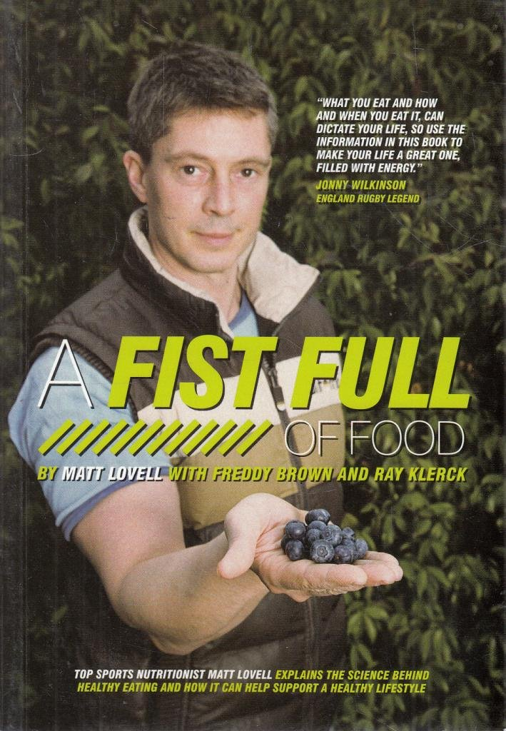 Fist Full of Food Paperback – 2011