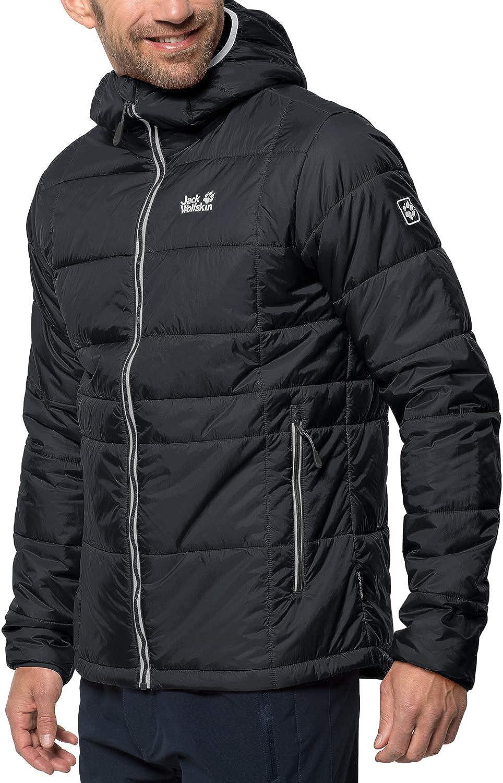 Jack Wolfskin Argon Hoody Jacket empf Isolationsjacke Men VK 129,95€
