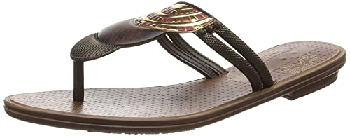 67a894d9a4a355 Grendha Women s Tribal Ii Thong Sandals  Amazon.co.uk  Shoes   Bags