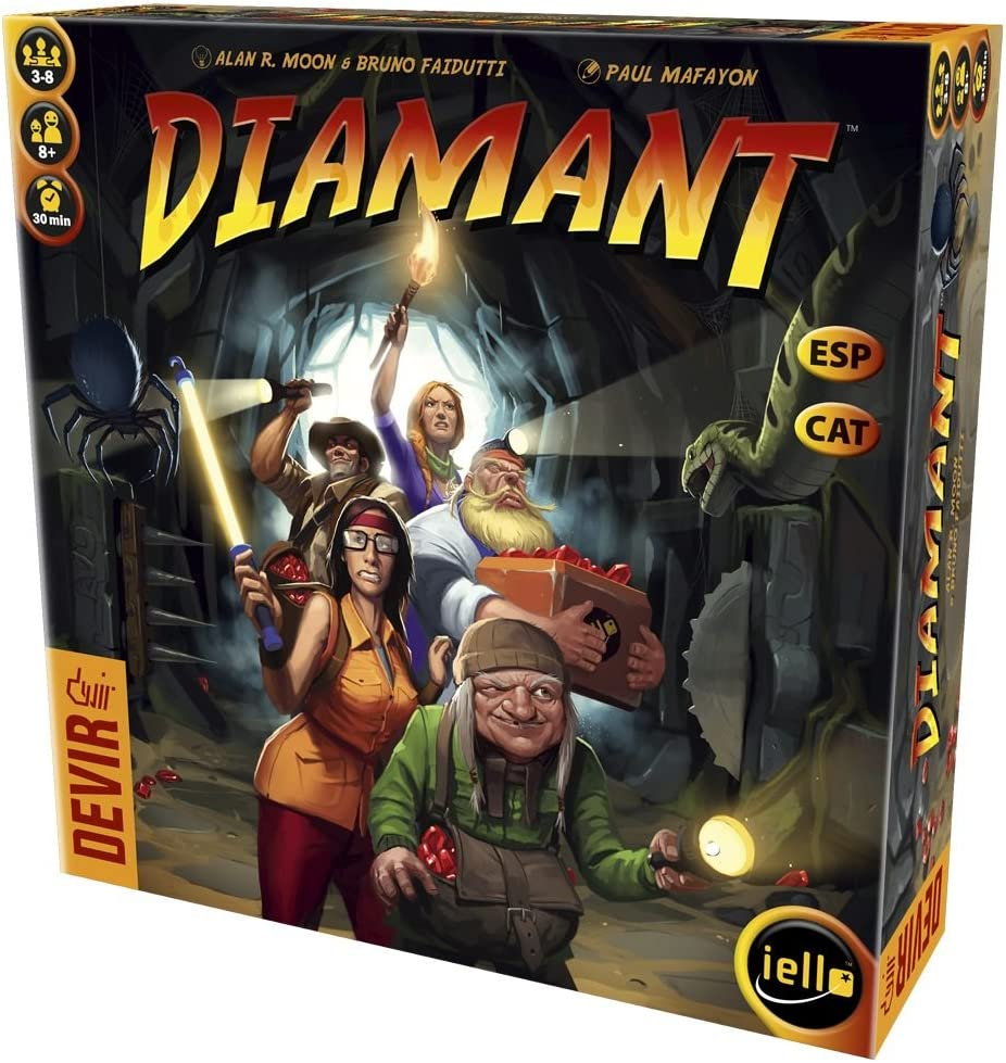 Devir Diamant, Miscelanea (BGDIAMANT)