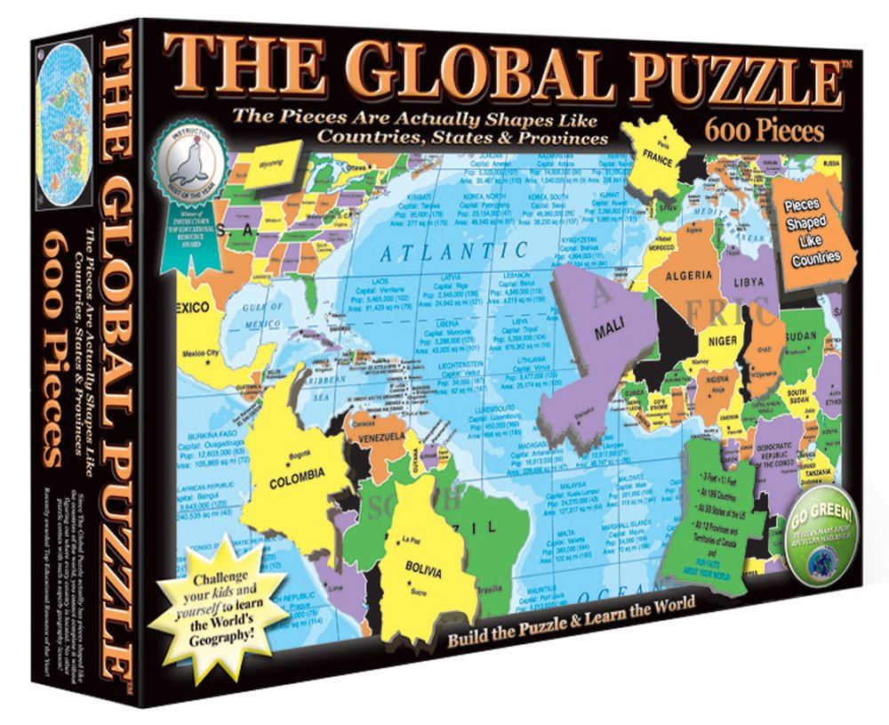 A Broader View The Global Jigsaw Puzzle Inc. A Broader View 151