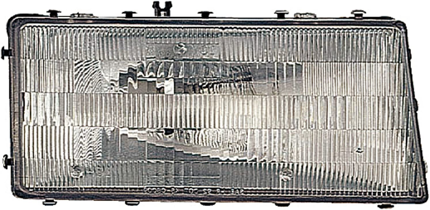 Dodge Plymouth Models Dorman 1590413 Passenger Side Headlight Assembly For Select Chrysler