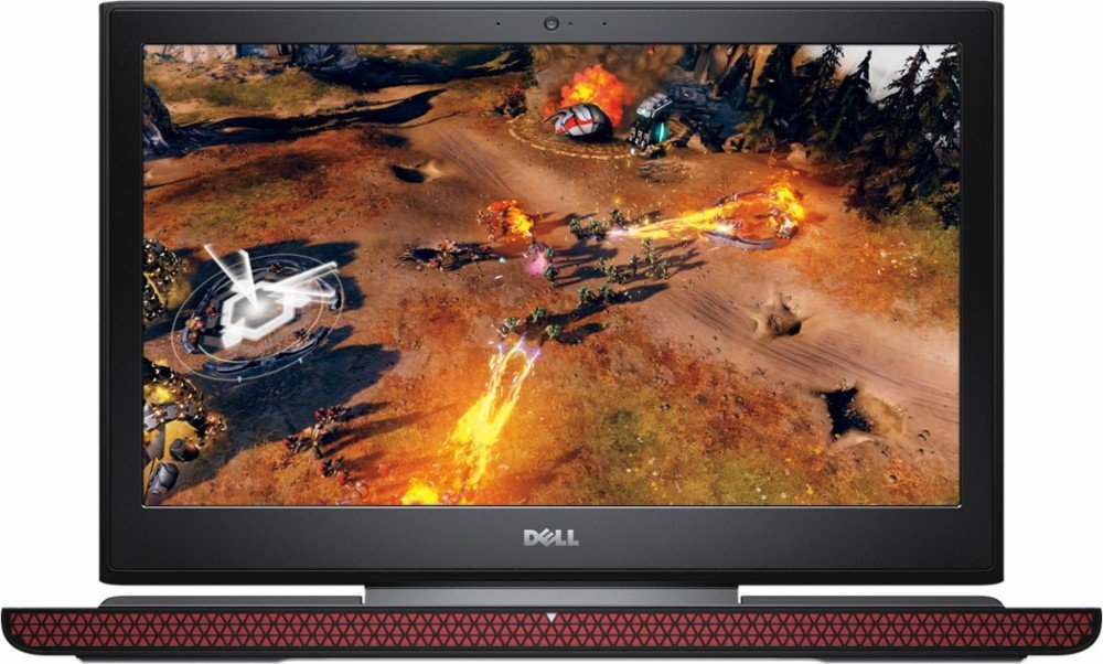 Dell Inspiron 15 7000 Series Gaming Edition 7567 15.6-Inch Full HD Screen Laptop - Intel Core i5-7300HQ, 1 TB Hybrid HDD… 1