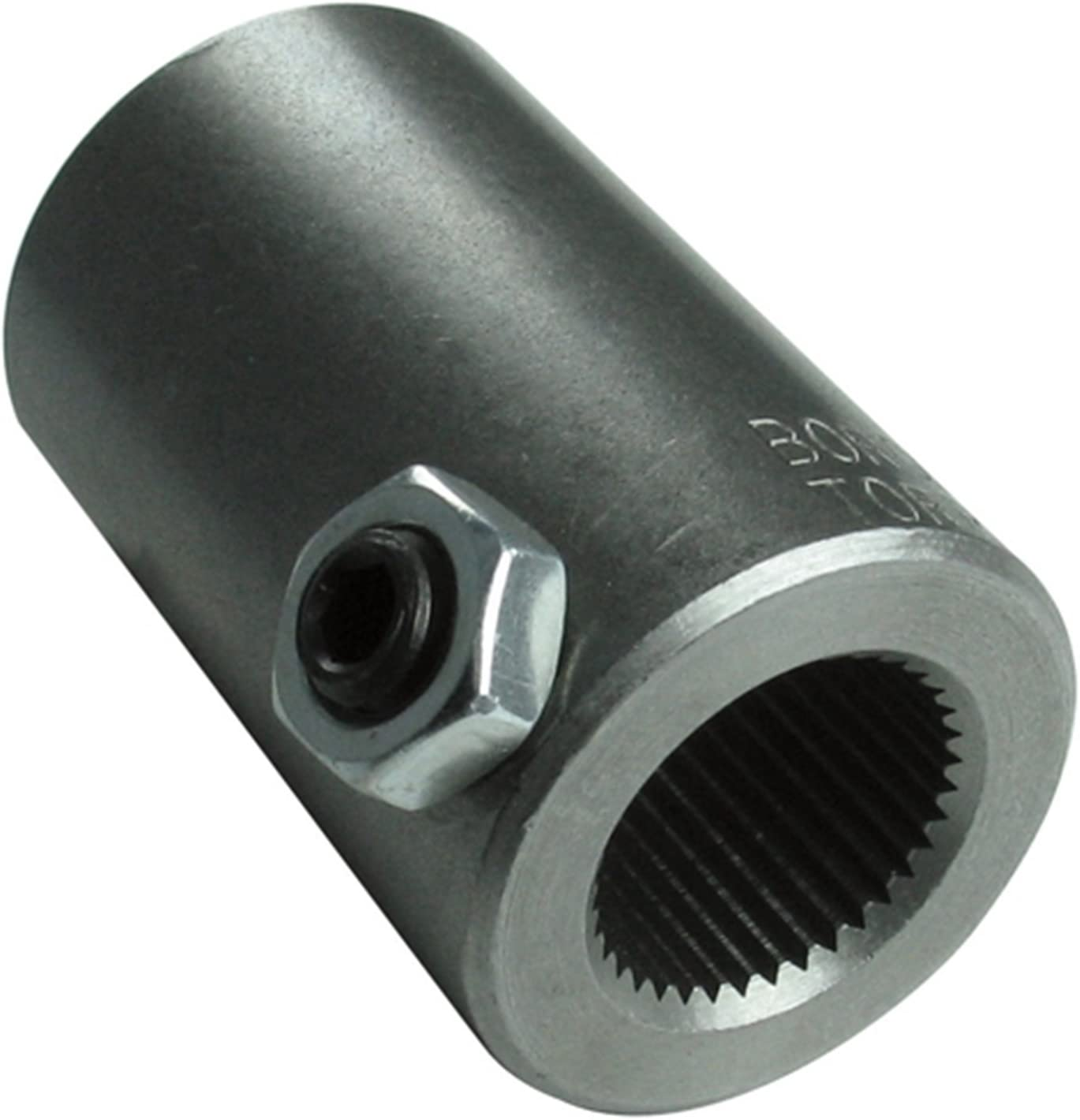 Borgeson Smooth Bore Steering Coupler Steel 312100