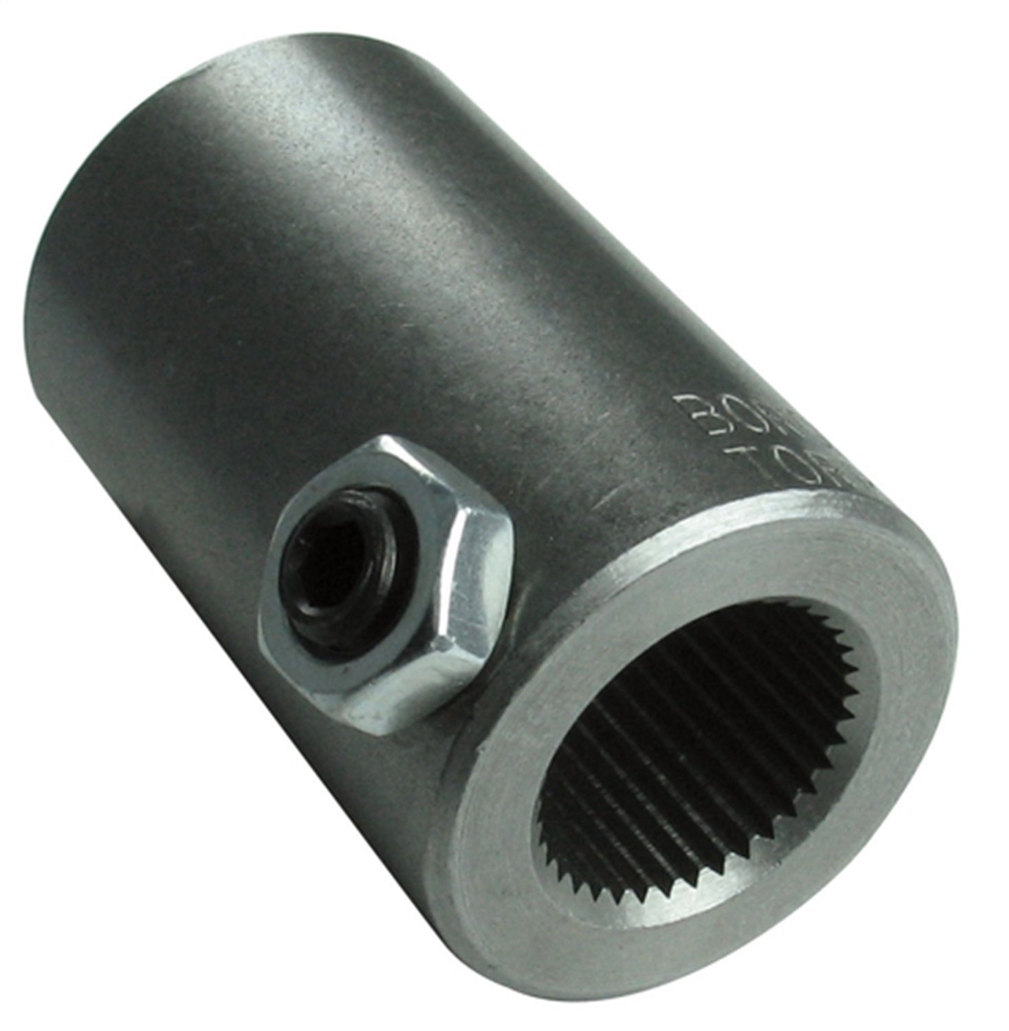 Borgeson (314300) Smooth Bore Steering Coupler, Steel