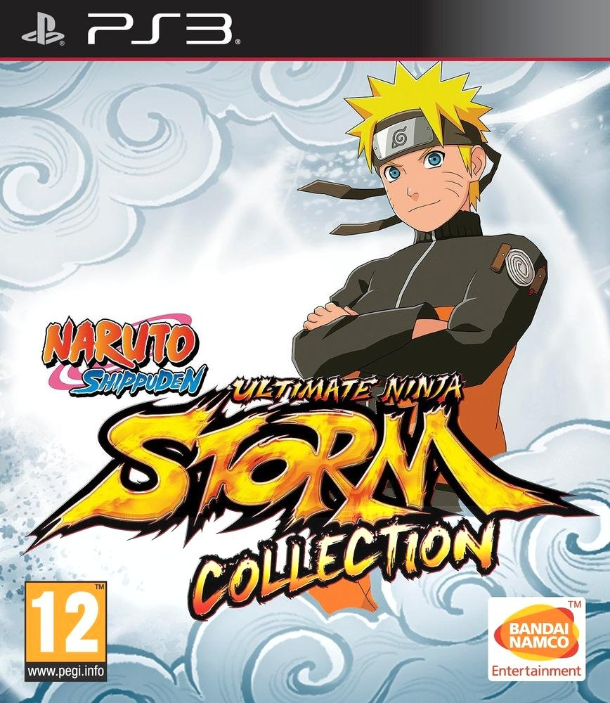 Naruto Shippuden Ultimate Ninja Storm Full Burst 1 + 2 + 3 ...