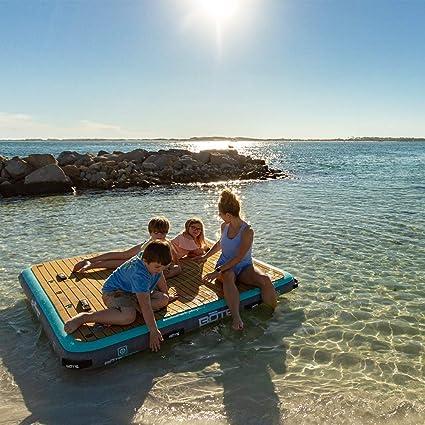 Amazon.com: BOTE - Base flotante para lagos y frente al agua ...
