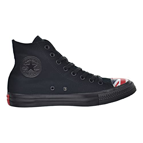 4caacb5ca84e Converse Chuck Taylor All Star Hi Unisex Shoes Black Navy Red 153910c (6