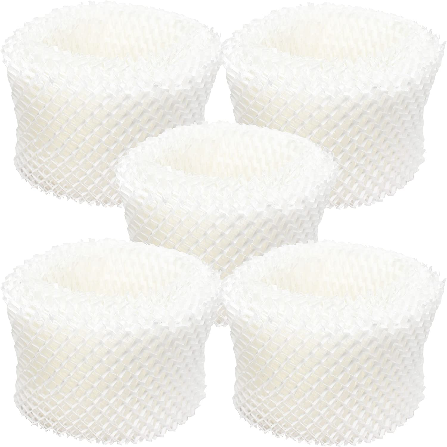 Upstart Battery 5-Pack Replacement for Honeywell HCM2001 Humidifier Filter - Compatible with Honeywell HAC-504 HAC-504AW Air Filter