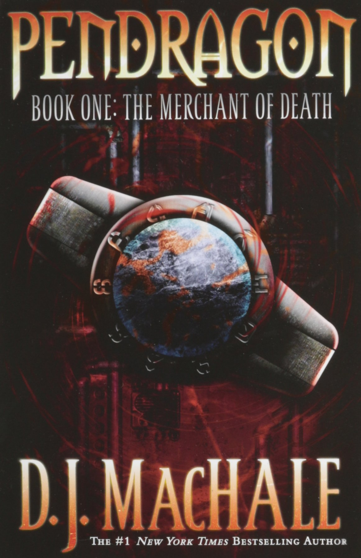 The Merchant of Death  image cover