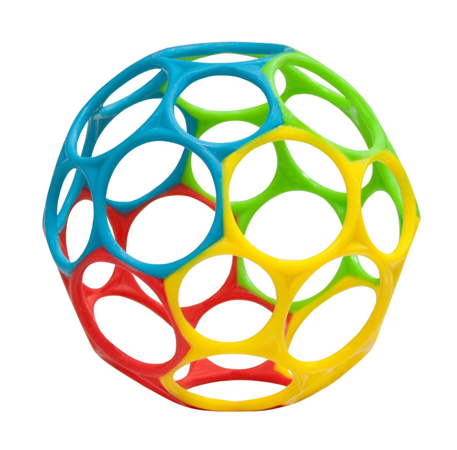 Oball Toy Ball, Multicolored, Assorted