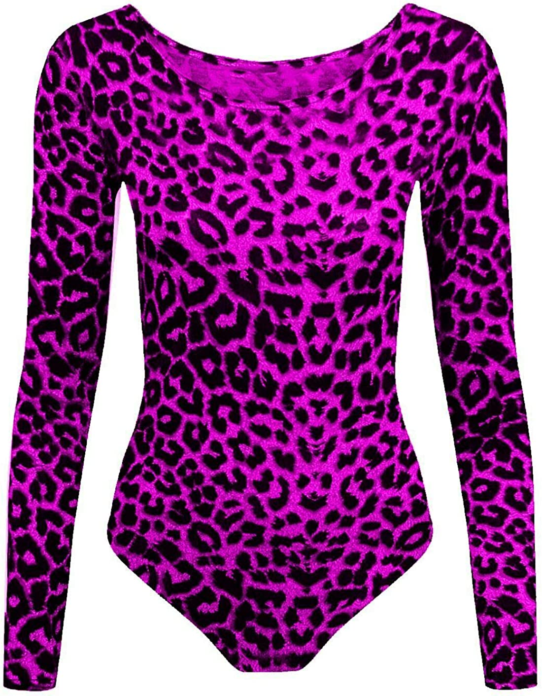Loxdonz Girls Bodysuit Leotard Top Toddler Dance Bodycon Ballet Jumpsuit Gymnastics Romper