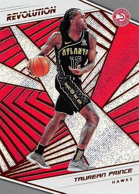Amazon.com: 2018-19 Revolution Basketball #22 Taurean Prince ...
