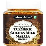 Urban Platter Turmeric Golden Milk Masala, 150g [All Natural & Immunizing Spice Blend for Turmeric Latte]