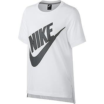 8953a6fedbdd0 Nike W NSW SS Prep Futura Camiseta