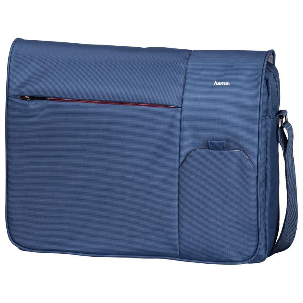 """Hama Notebook-Messenger Marseille, Displaygrößen bis 40 cm (15,6""""), Blau 6"""") 00101099"""