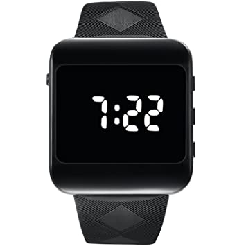 QZT - Reloj Digital con Grabador de Voz (8 GB, Grabador de Audio Digital