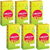 Modern Table Gluten Free, Complete Protein Mac & Cheese Lentil Penne, Three Cheese, 6 Count