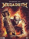Megadeth : The arsenal of Megadeth - Coffret 2 DVD