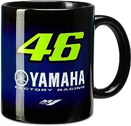 Valentino Rossi Yamaha Multi Vr46 Racing Mug (Default , Black)