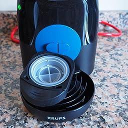 Krups Piccolo KP1A08 - Cafetera cápsulas Nestlé Dolce Gusto de 15 ...