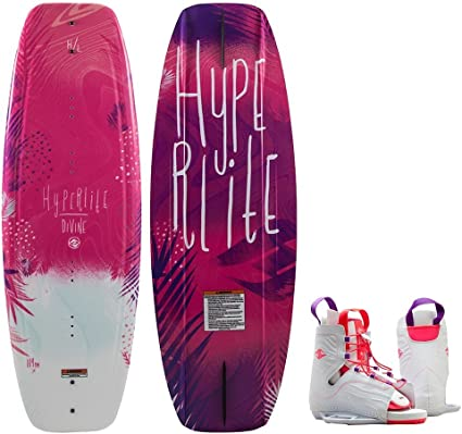Hyperlite Divine Wakeboard w//Allure Boots