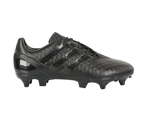 443f7eebf9a5 adidas Predator Incurza XT SG Blackout Rugby Boots - Size 6: Amazon ...