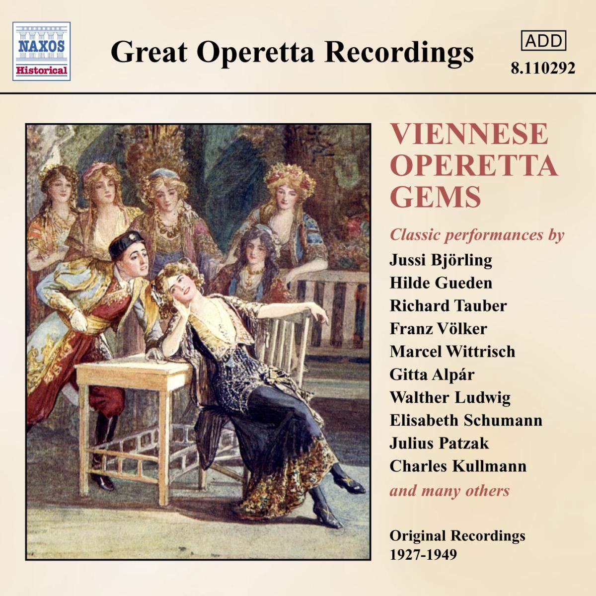 Viennese Operetta Gems Time sale gift
